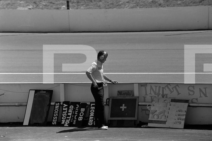 1974 USAC Champ Car Series Schaefer 500 - Pocono Motor Speedway - Long Pond Pennsylvania