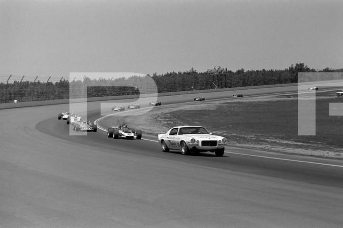 1975 USAC Champ Car Series Schaefer 500 - Pocono Motor Speedway - Long Pond Pennsylvania