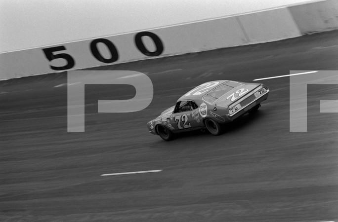 1972 NASCAR Winston Cup 500 - Talladega Superspeedway Alabama