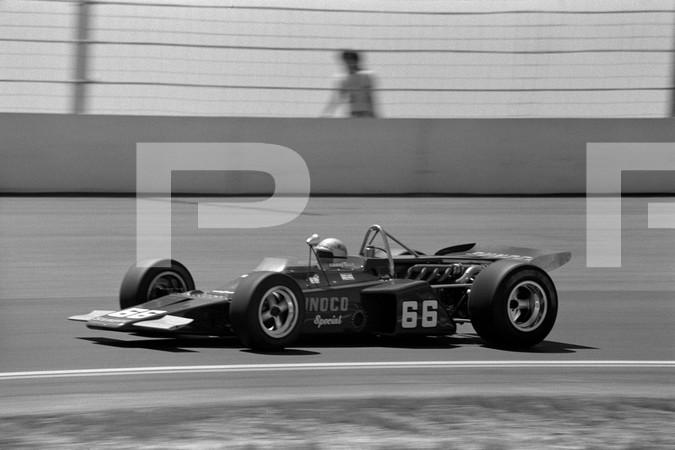 1977 USAC Champ Car Series Schaefer 500 - Pocono Motor Speedway - Long Pond Pennsylvania