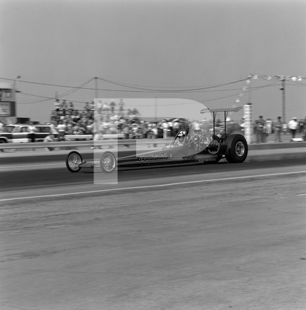 1972 14th Annual United States Fuel and Gas Championships - Famosa Drag Strip Bakersfield