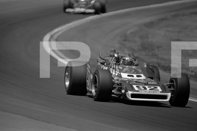 1971 USAC Champ Car Series Schaefer 500 - Pocono Motor Speedway - Long Pond Pennsylvania