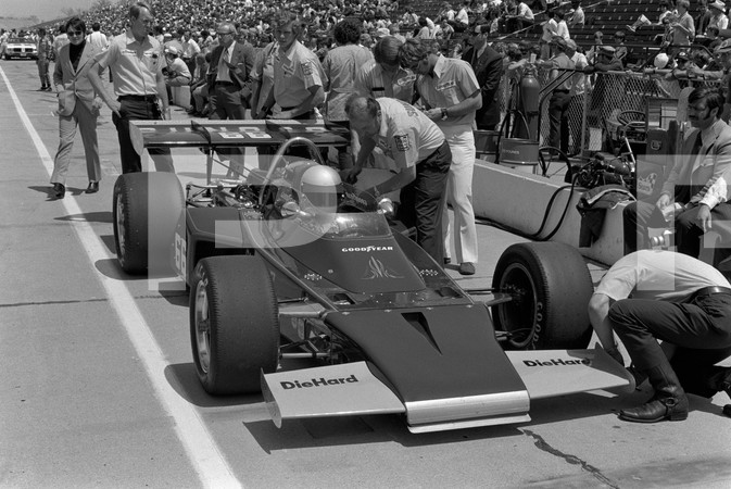 1972 1972 USAC Indy Car 56th Annual International Sweepstakes - Qualifying