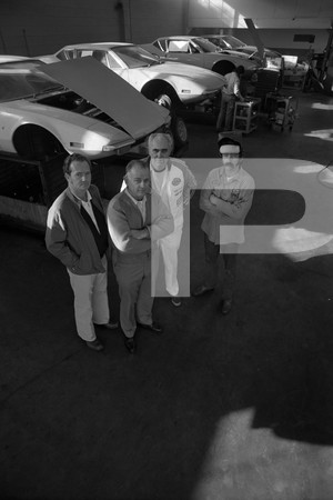 1972 Bill Stroppe & Vic Hickey - Friendly Hostility - Blazer Versus Bronco Off Road Test