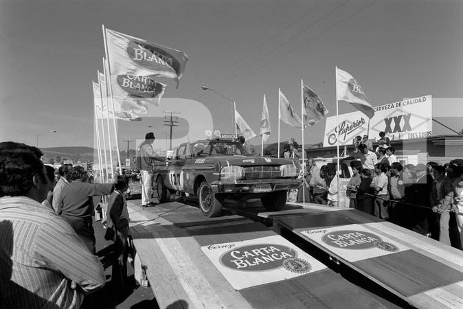 1971 NORRA Olympia Beer Parnelli Jones Bill Stroppe Mexican 1000 Off Road Race