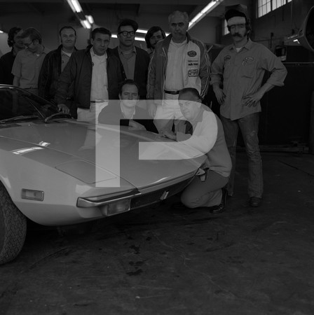 1971 Ford Pantera Development - Mr. Ford Wants It Right - Long Beach California