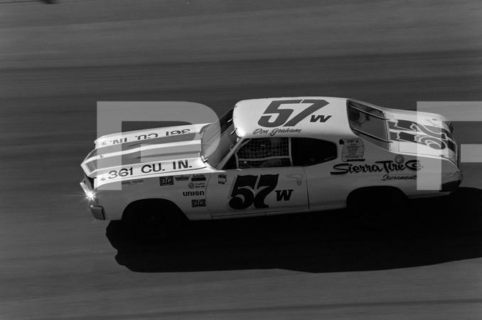 1972 NASCAR Winston Cup West Miller 500 - Ontario Motor Speedway
