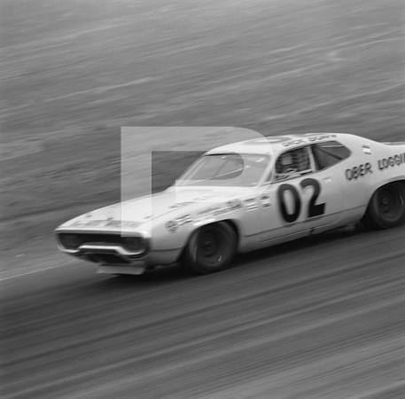 1971 NASCAR Grand National Winston Western 500 - Riverside International Raceway