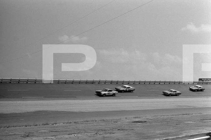 1971 NASCAR Grand National 22nd Southern 500 - Darlington Raceway South Carolina