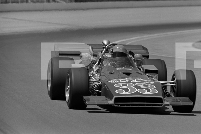 1972 USAC Indy Car 56th Annual International Sweepstakes - Indianapolis 500