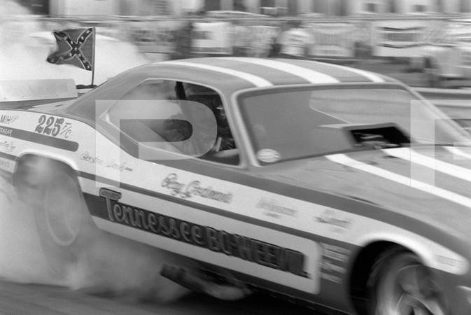 1972 IHRA Winter Nationals - Lakeland International Raceway Florida
