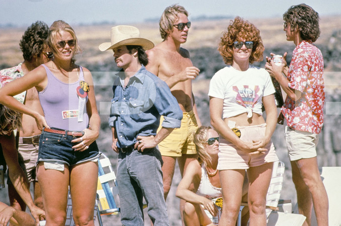 1974 Evil Knievel An Ode to the Snake River Canyon Jump - Idaho