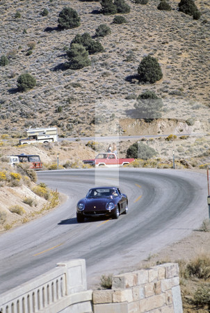 1974 Ferrari Owners Club-Virgina City Hill Climb California