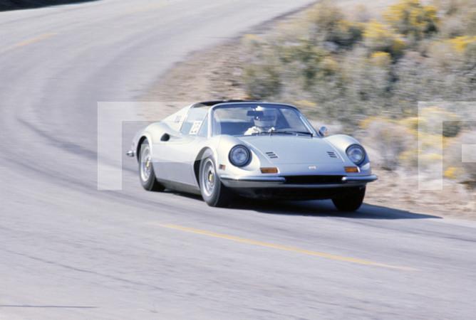 1974 Ferrari Owners Club-Virgina City Hill Climb California