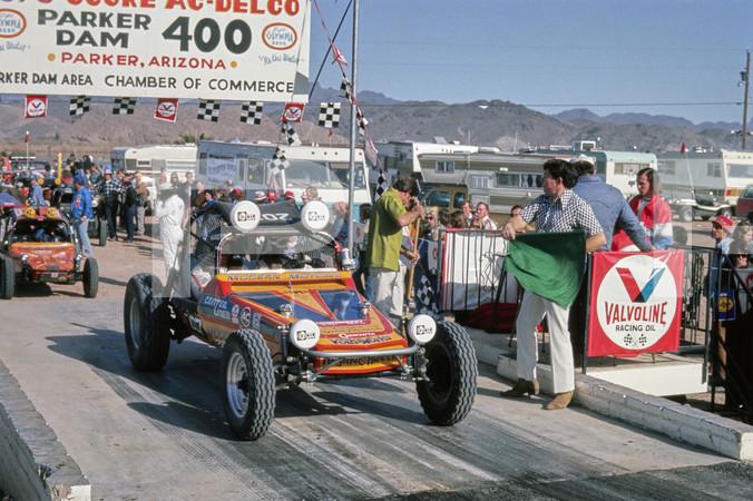 1975 SCORE Parker 400 Off Road Race