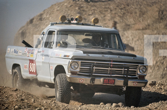 1975 SCORE Parker 400 Off Road Race