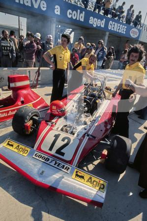 1974 FIA Formula 1 17th US Grand Prix - Watkins Glen