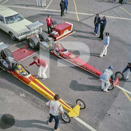 1975 NHRA Winternationals - Pomona