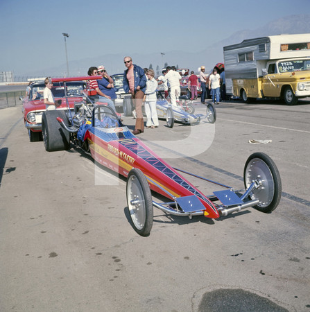 1974 NHRA Supernationals - Ontario