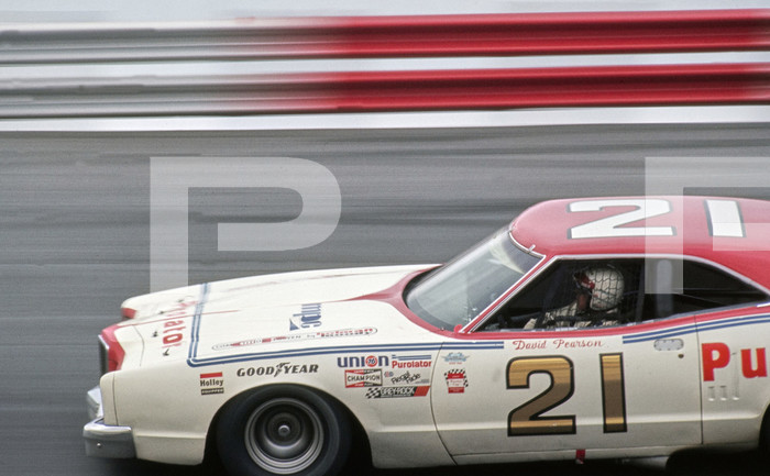 1974 NASCAR Winston Cup Los Angeles Times 500 - Riverside