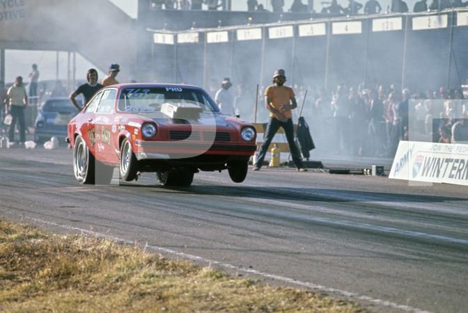 1975 AHRA Winternationals - Beeline Dragway