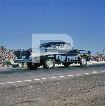 1975 AHRA Winternationals - Beeline Dragway