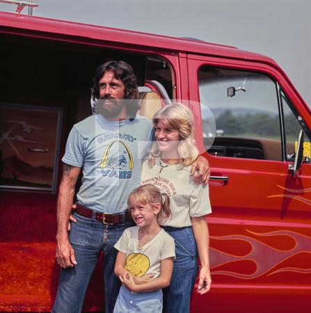 1975 Third Annual Truck In Midwest Vans - Bowling Green Kentucky