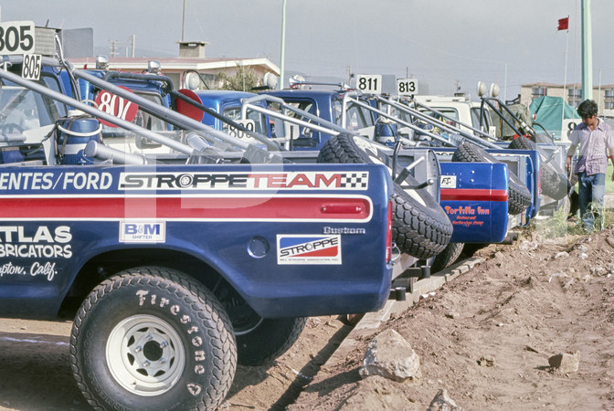 1975 Southern California Off Road Enthusiasts Baja 500 Off Road Race