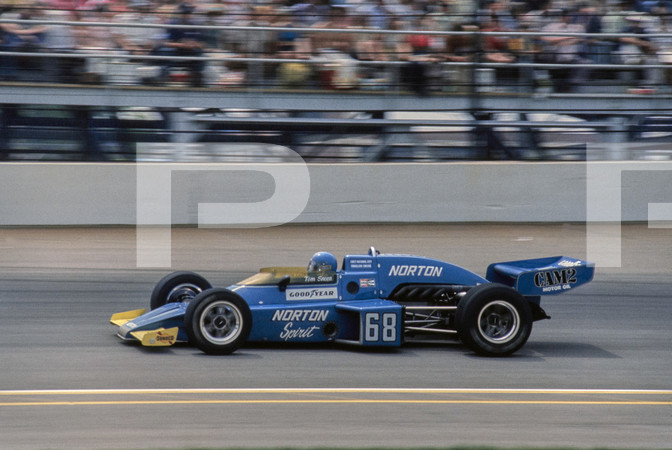 1975 59th Annual International Sweepstakes - Indianapolis 500