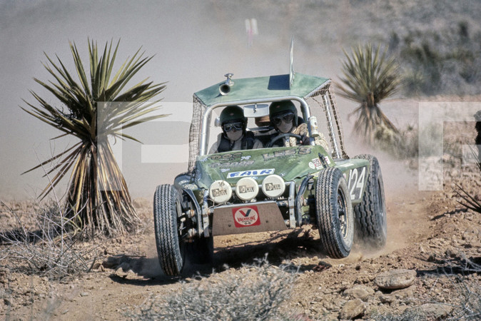 1975 Mint 400 Off Road Race - Las Vegas