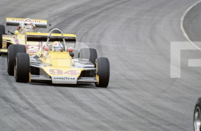 1975 California 500 - Ontario Motor Speedway