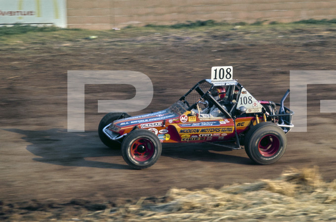 1975 SCORE AC Delco World Off Road Racing Championships - Riverside International Raceway Infield Track
