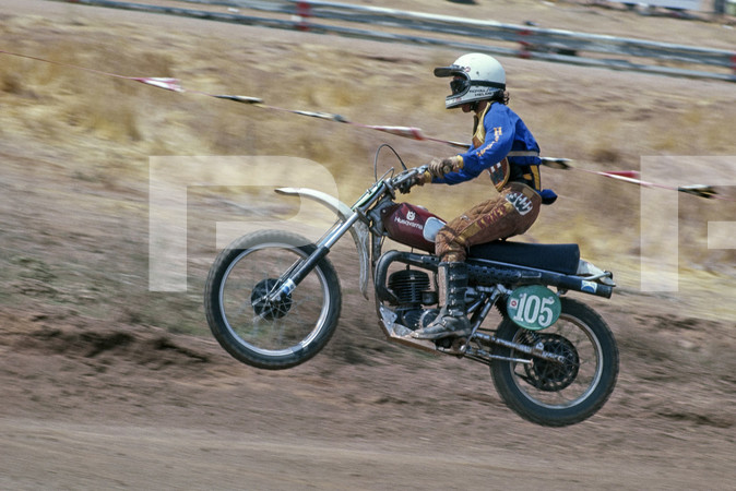 1975 SCORE AC Delco World Off Road Racing Championships - Riverside International Raceway Infield Track