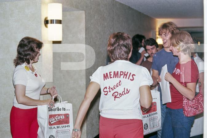 1975 National Street Rod Association 6th Annual Nationals - Memphis