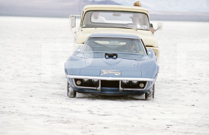 1975 Bonneville National Speed Trials - Wendover Utah