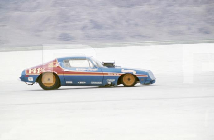 1975 Bonneville National Speed Trials - Wendover Utah
