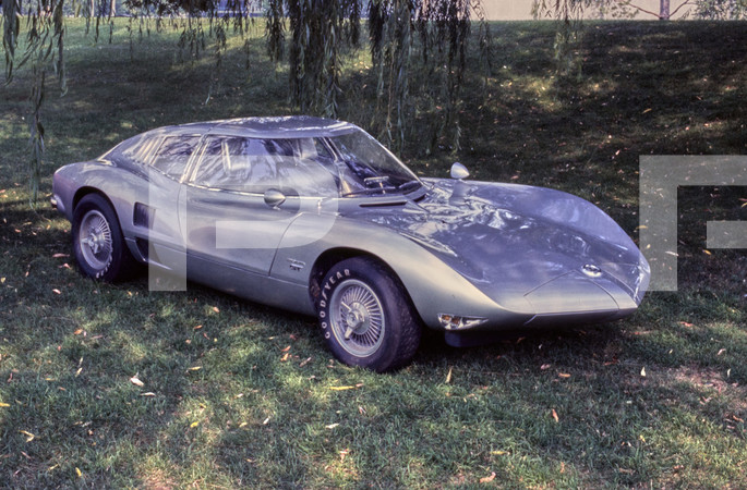 1975 Corvair Monza Show Cars