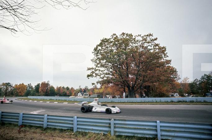 1975 Federation de IAutomobile Formula 1 United States Grand Prix - Watkins Glen