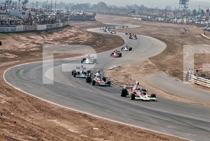 1975 USAC SCCA Formula 5000 - Riverside International Raceway