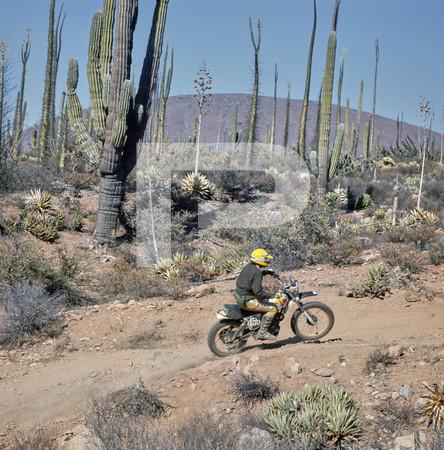 1975 SCORE Baja 1000 Off Road Race - Ensenada