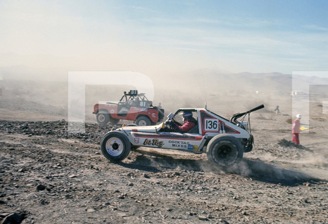 1976 Mint 400 Barstow To Vegas Off Road Race