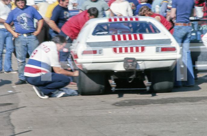 1976 NHRA Winternationals - Los Angeles County Raceway Pomona
