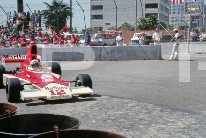 1976 Federation de lAutomobile Formula 1 United States Grand Prix West - Long Beach Street Circuit