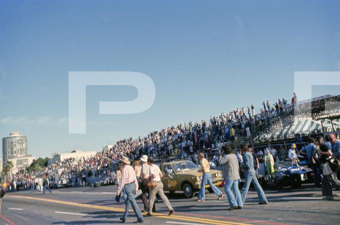 1976 Federation de lAutomobile Formula 1 United States Grand Prix West - Long Beach Street Circuit