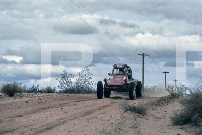 1976 Southern California Off Road Enthusiasts Parker 400 Race - Parker Arizona