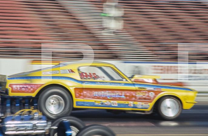 1976 NHRA Bracket Racing Pictorial - Orange County International Raceway