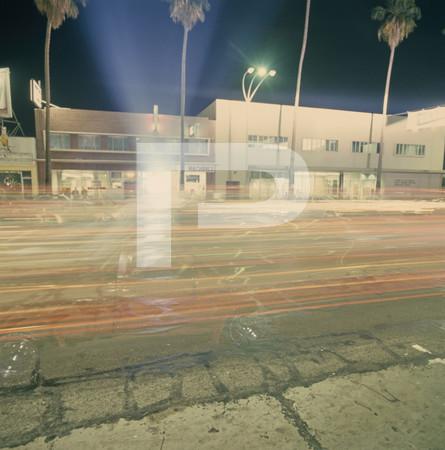 1977 Van Nuys Boulevard at Night - Cruising