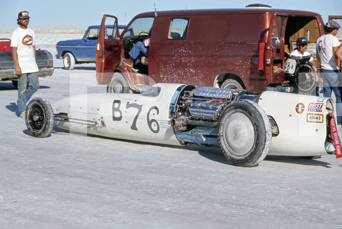 1976 28th Annual International Speed Trials - Bonneville