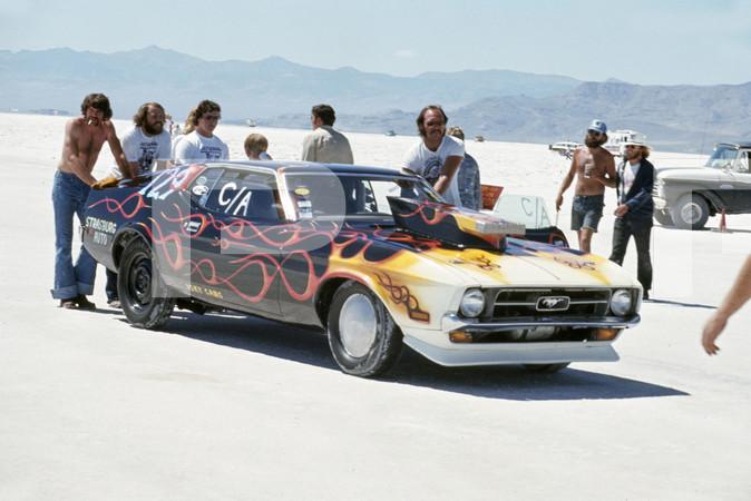 1976 28th Annual International Speed Trials - Bonneville