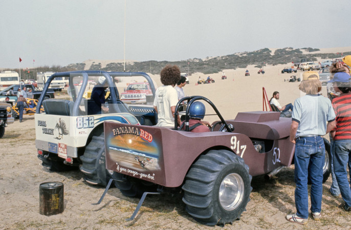 1977 Sand Drags - Pismo Beach California